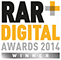 RAR Digital Awards 2014. Winner.