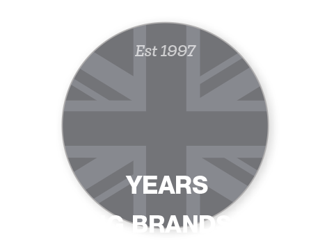 20 years bringing brands to life