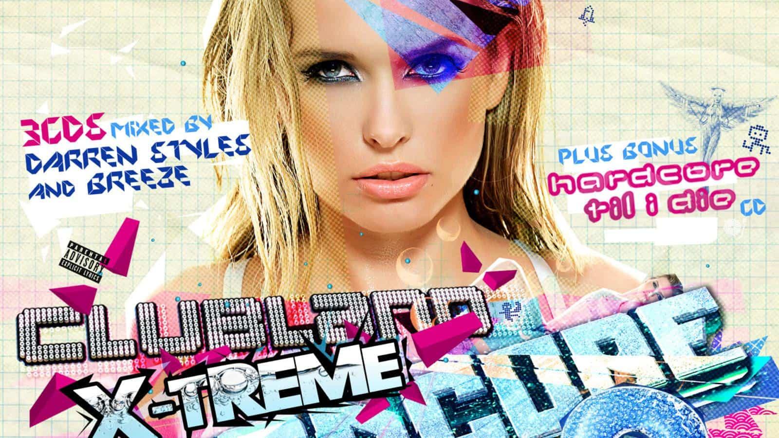 Clubland album artwork