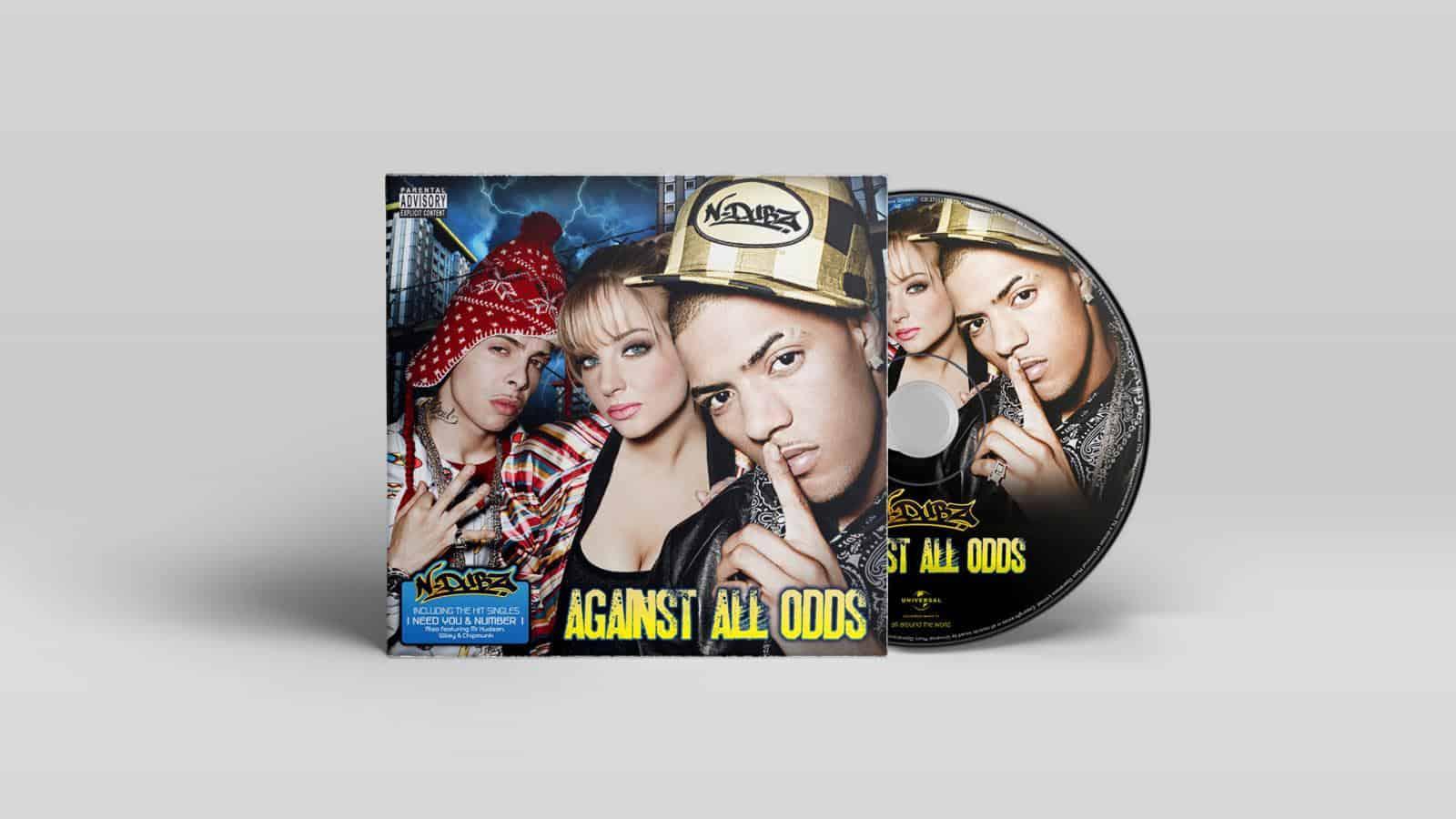 N-Dubz album cover