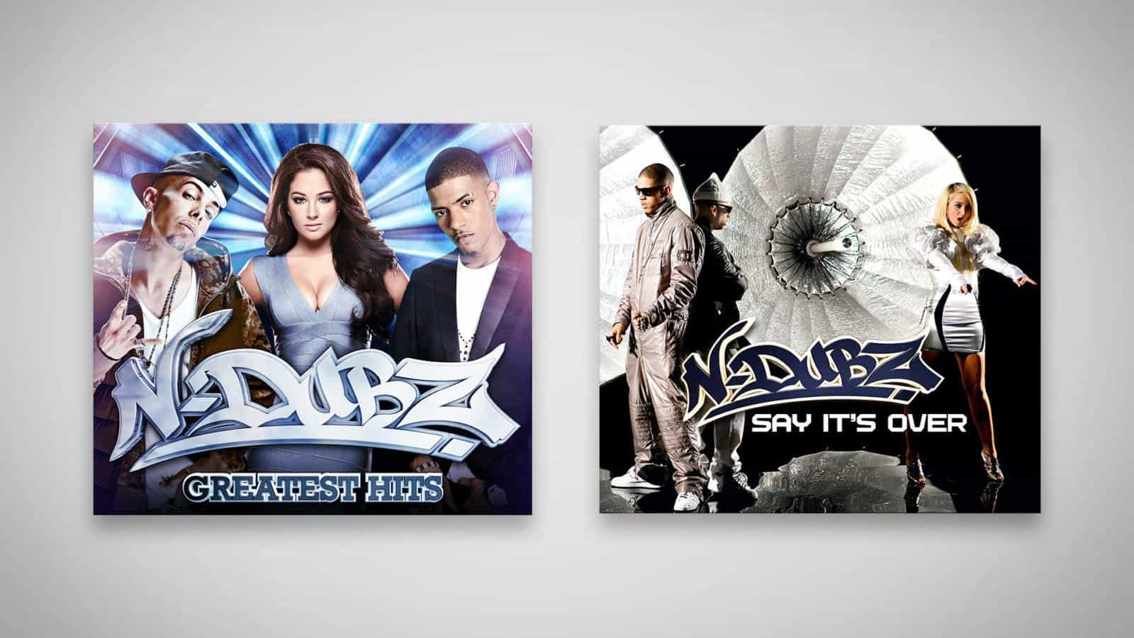 N-Dubz album covers