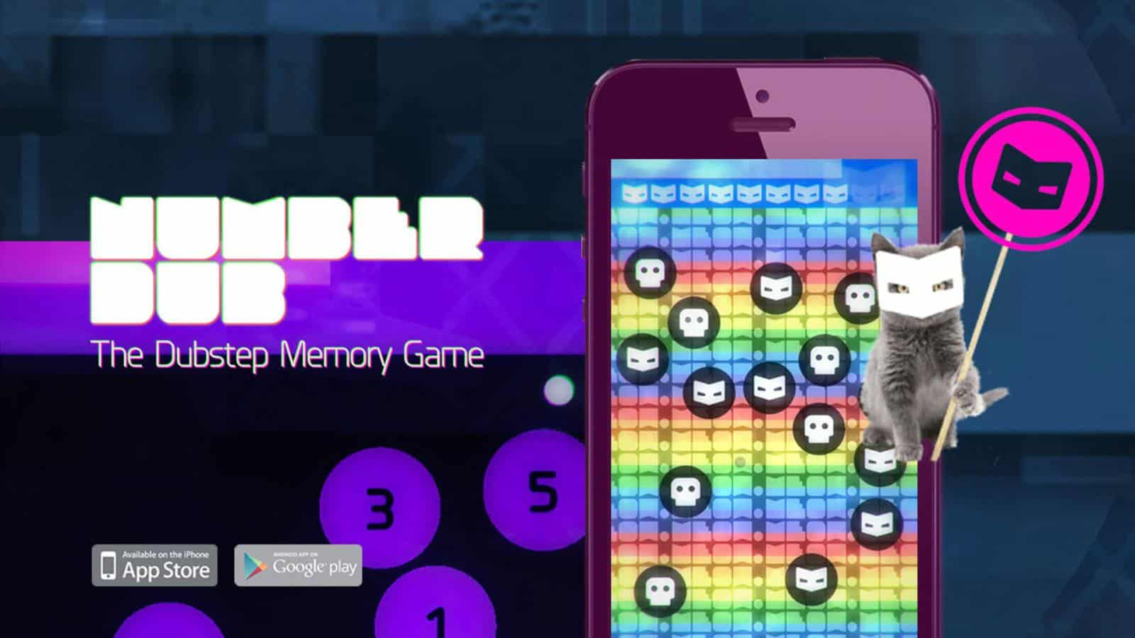 Number Dub app game