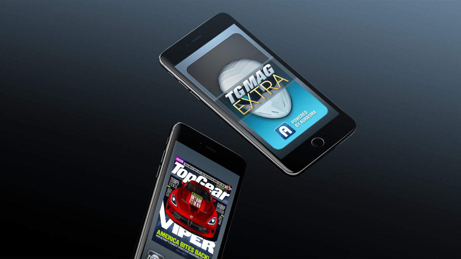 Top Gear extra app