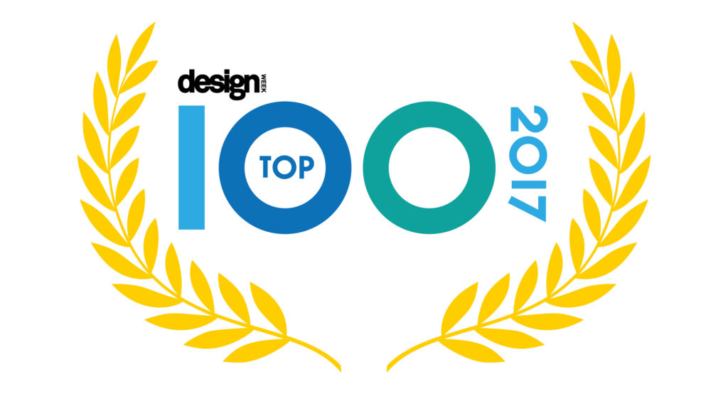 Design Week Top 100 - Top Creative agencies