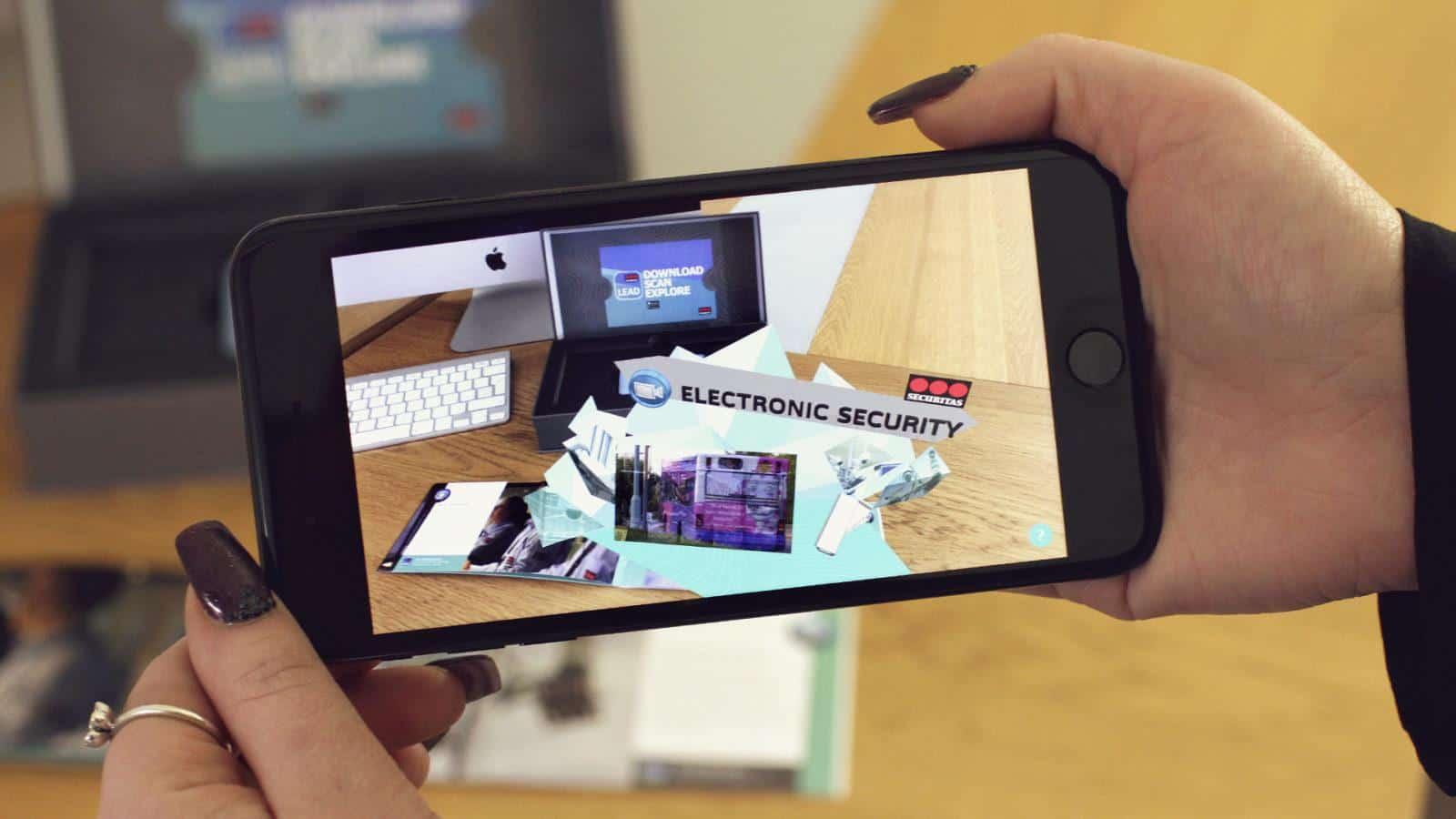 Securitas LEAD Augmented Reality Brochure 5