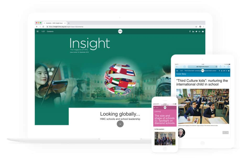 HMC Insight digital magazine