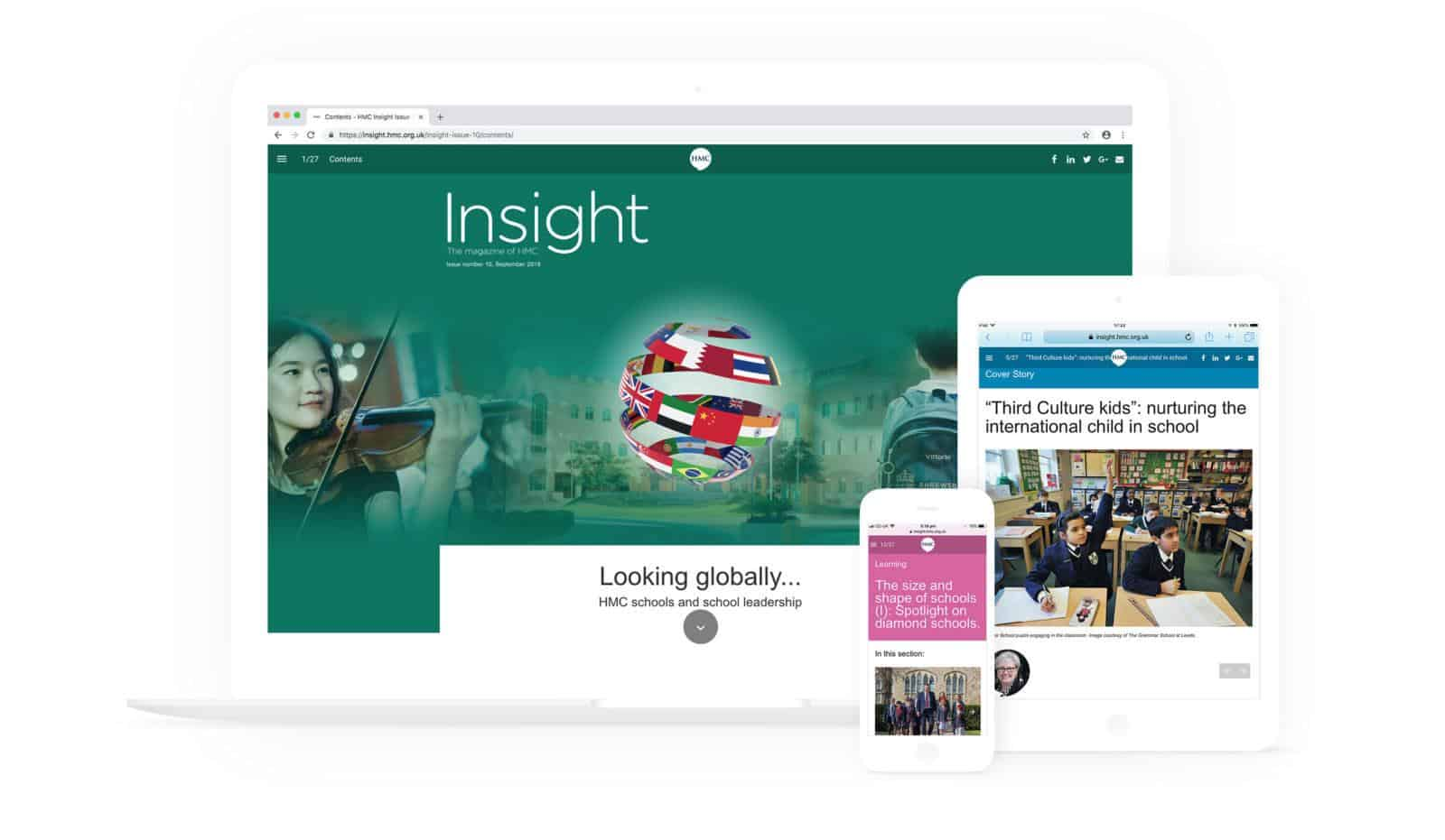 HMC Insight digital magazine