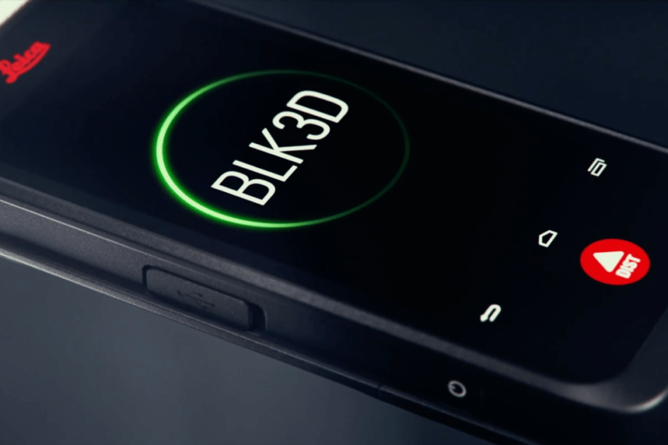 Leica BLK3D Global Product Launch Campaign 1